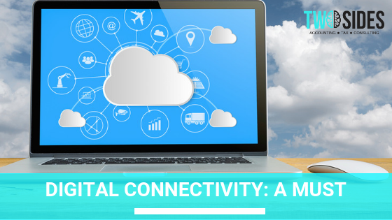 Digital Connectivity: a must