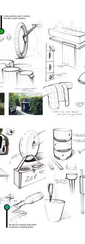 Tabta Sketching