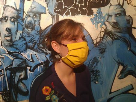 ! Corona : masques et réflexions !