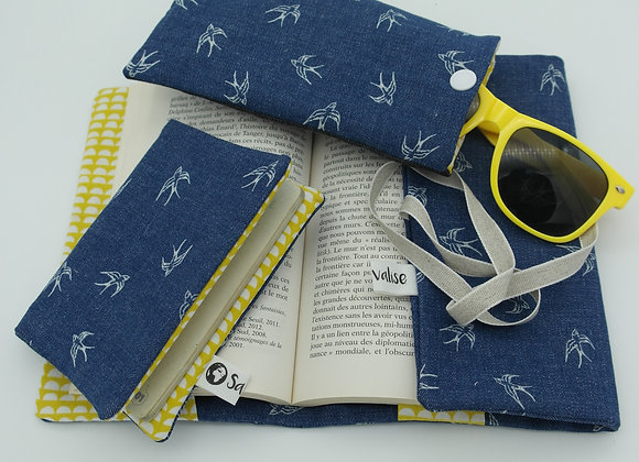 Kit voyage - Oiseaux