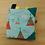 Thumbnail: Kit de naissance - lingettes, trousse et anneau de dentition