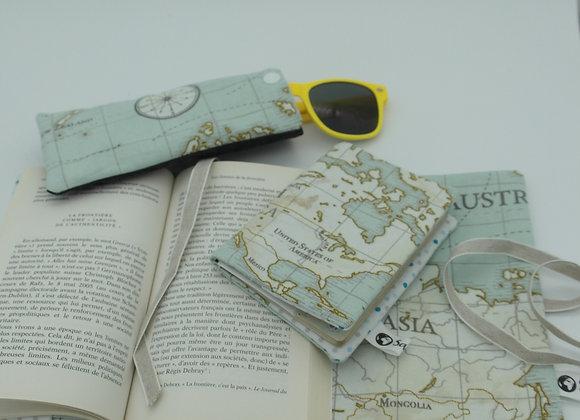 Kit voyage - Carte