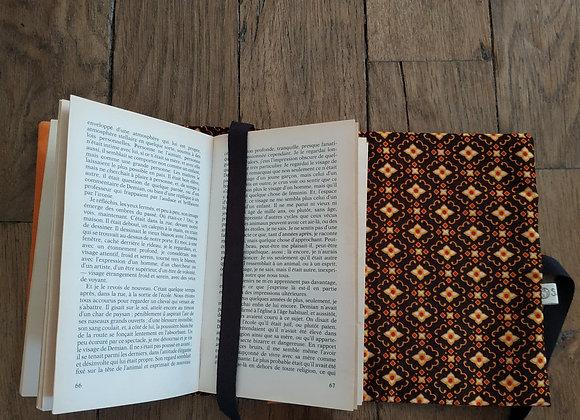 Couverture de livre - Tissu d'ailleurs