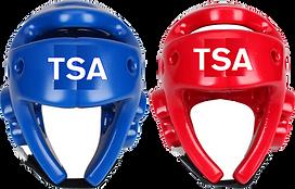 TSA Headguards logo