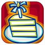 party cake icon