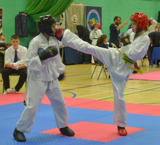 LTSI English Taekwondo Championships 2017