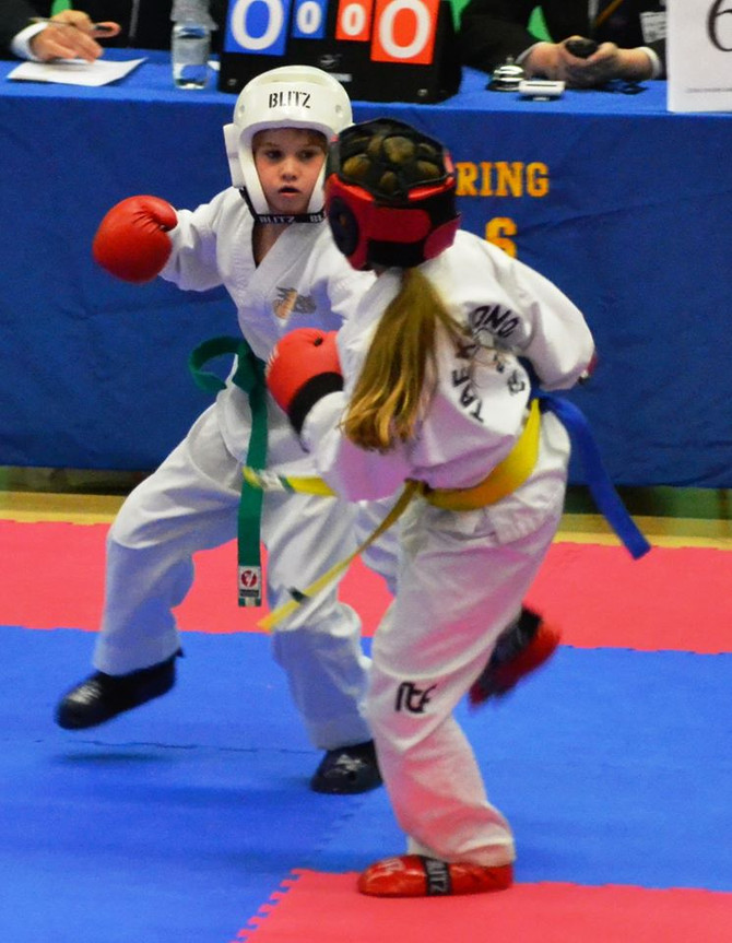 English Taekwondo championships