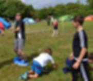 summer camp balance combat