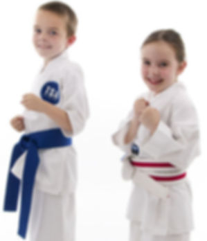Will and Grace Junior Tygers Taekwondo