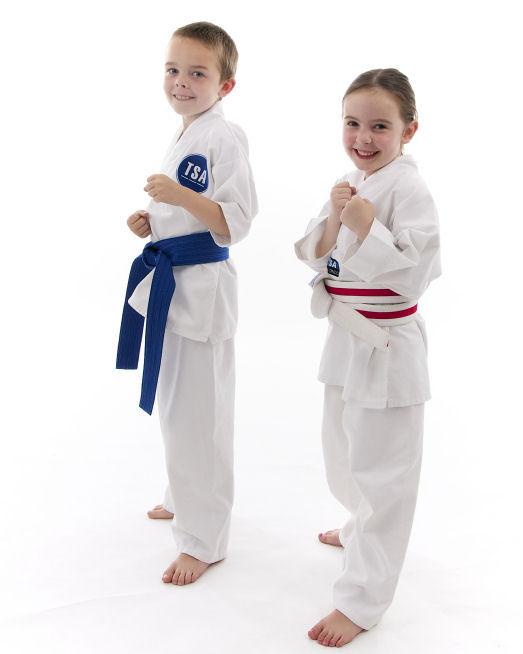 Junior Tygers class (5-8yr olds)