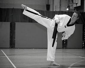 Gary Foster Taekwondo instructor