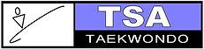 TSA Taekwondo logo
