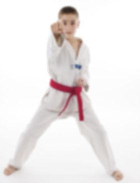Rhys Cadets Taekwondo