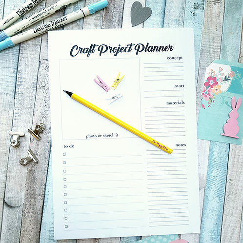 Craft Project Planner