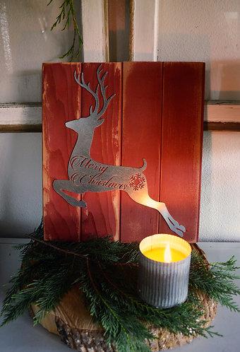 Merry Christmas Reindeer
