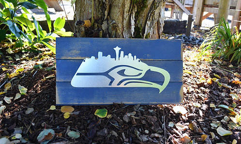 Seattle Seahawks Sign