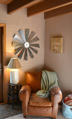 Windmill Home Decor