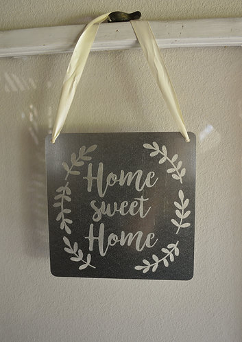 Handwritten Home Sweet Home