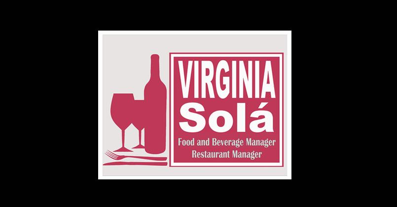 Virginia Solá Logo 2