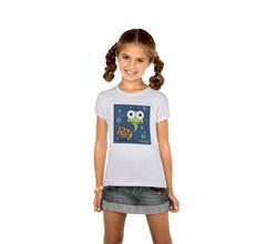 TURTLE (NAVY BLUE) GIRL T-SHIRT