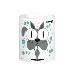 Cat (Grey) Mug