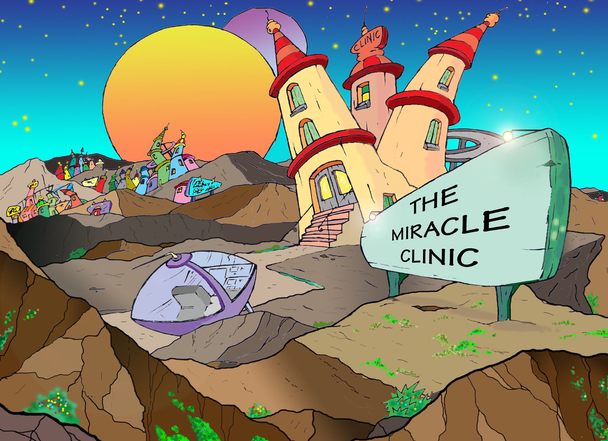 The Miracle Clinic