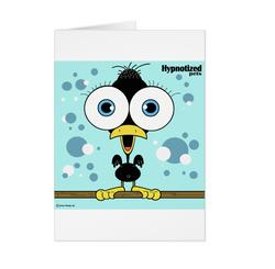 BIRD (BLACK) CARD
