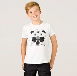 DOG (BLACK) BOY T-SHIRT