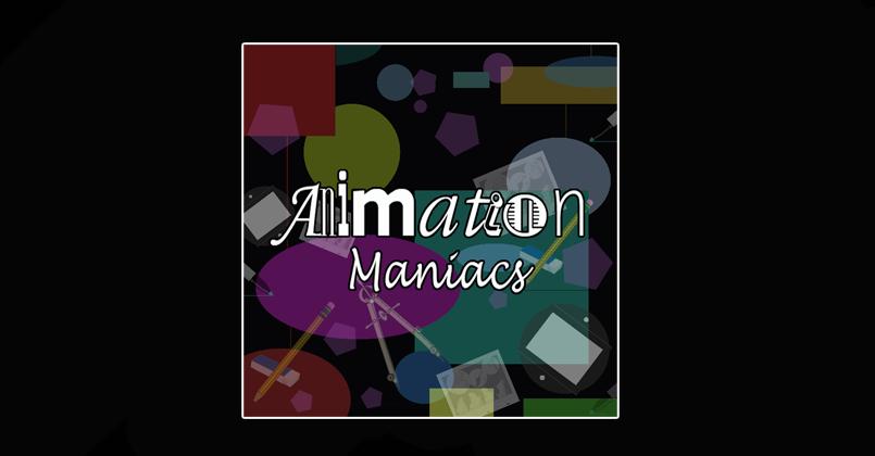 Animation Maniacs Logo