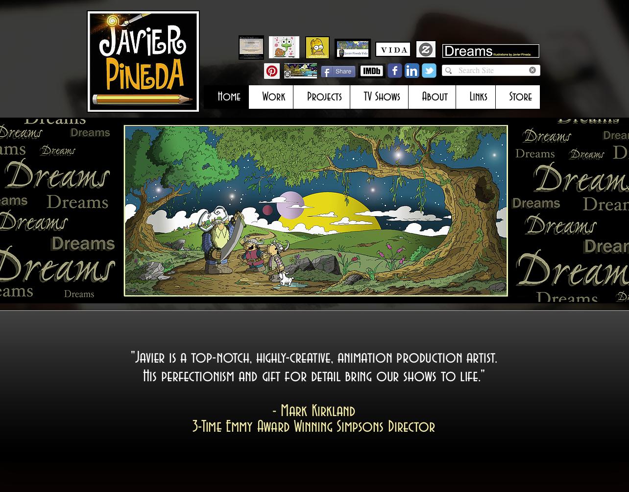 Javier pineda Animation
