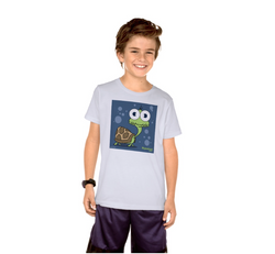 TURTLE (NAVY BLUE) BOY T-SHIRT