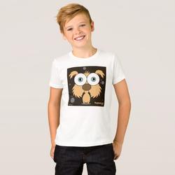 DOG (BROWN) BOY T-SHIRT
