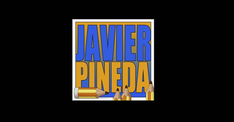 Javier Pineda Early Logo