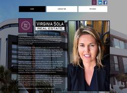 Virginia Sola Real Estate Agent