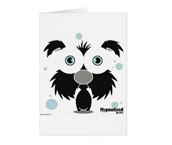 DOG (BLACK) CARD