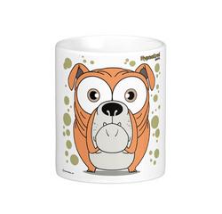 Bulldog (Orange) Mug
