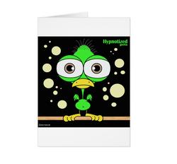 BIRD (GREEN) CARD