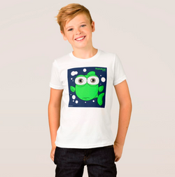 FISH (GREEN) BOY T-SHIRT