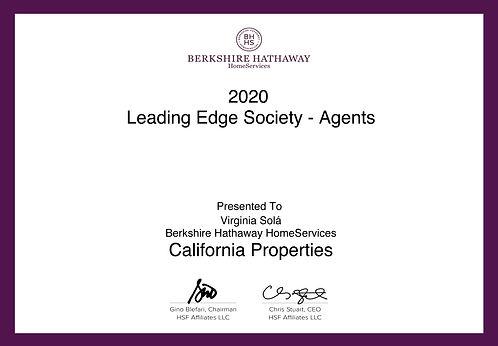 2020_Leading Edge Society - Agents_Virgi