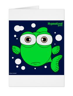 FISH (GREEN) CARD