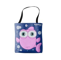 FISH (PINK) SHOPPING BAG