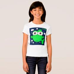 FISH (GREEN) GIRL T-SHIRT