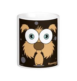 DOG (BROWN) MUG