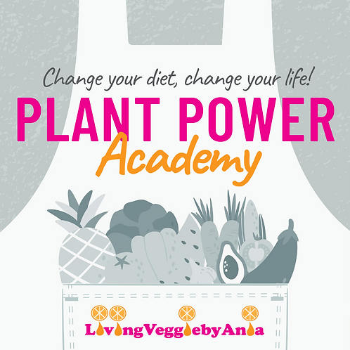 Plant Power Academy  3 month membership