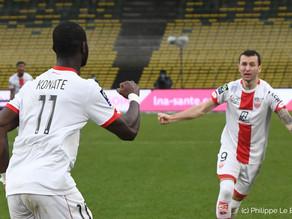Nantes 1-1 DFCO : Canaris pas sereins