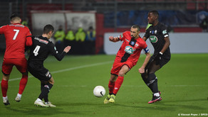 [CDF] DFCO 0-1 Lille : Échec amer