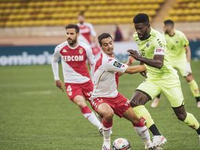 Monaco 3-0 DFCO : la diagonale du vide