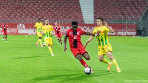 DFCO 0-4 Nantes : quatre à la suite