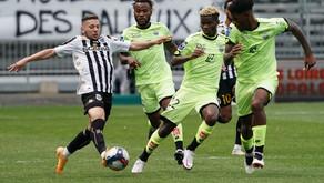Angers 3-0 DFCO : complètement à l'ouest