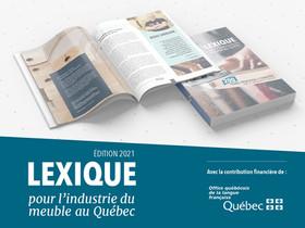 Bois Urbain vous présente aujourd'hui un tout nouveau lexique pour l'industrie du meuble au Québec.
